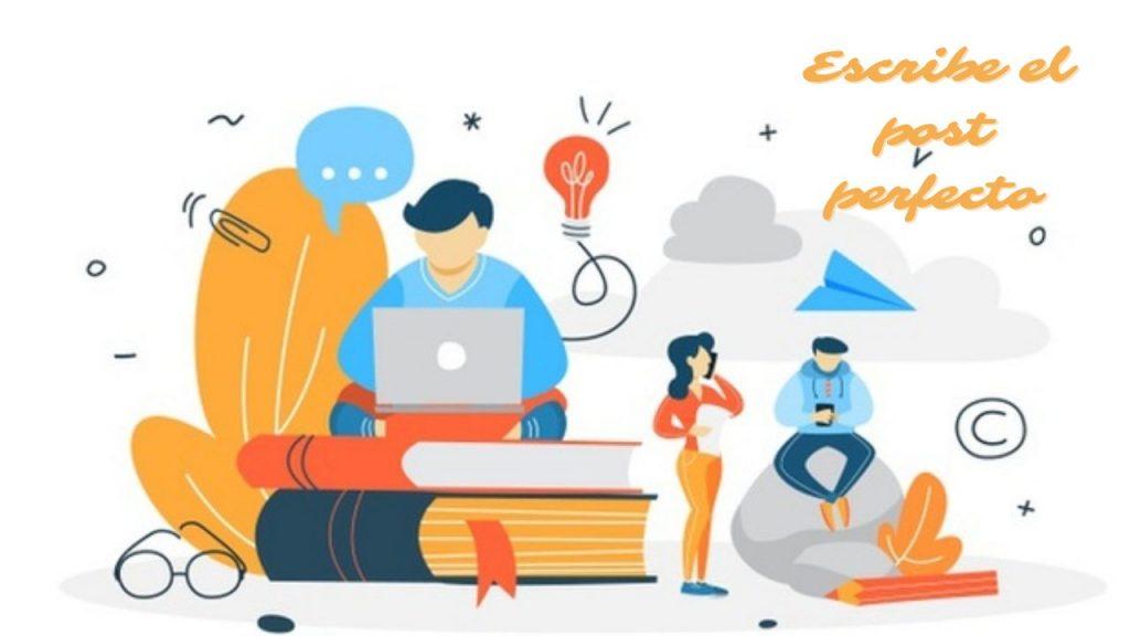 redactar un articulo para blog